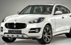 Maserati's Frankfurt Auto Show SUV Concept Leaked?
