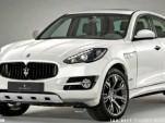 2011 Maserati SUV Concept leaked