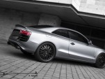 Project Kahn matte gray pearl Audi A5