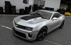 2012 Chevrolet Camaro ZL1 Getting 580 Horsepower