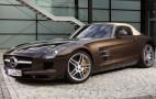 Mercedes-Benz SLS AMG Supercar Gets New Options