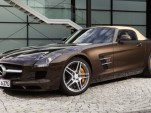 Mercedes-Benz SLS AMG options package