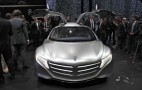 Mercedes-Benz F125! Concept: Fuel Cells Still Waiting On Tomorrow