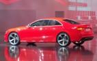 2012 Audi RS5 Live Photos: 2011 Frankfurt Auto Show