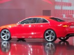 2012 Audi RS5 live photos