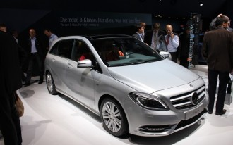 A-, B-, C-Class: Mercedes Bets Big On Small Cars In America