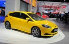 2012 Ford Focus ST Hatchback Live Photos: 2011 Frankfurt Auto Show