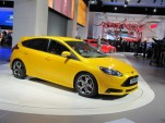 Ford Focus ST five-door, Frankfurt Motor Show, September 2011