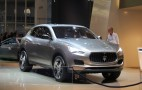 Maserati Levante To Debut At 2016 Detroit Auto Show: Report