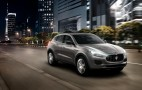 Maserati Levante SUV Production Starting In 2015