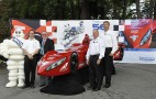 Michelin Aligns With DeltaWing For 2012 Le Mans Race