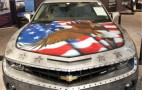 Tribute Camaro Raises $175,000 for Wounded Veterans