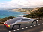 Immortus solar-electric car