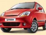 Indian market Chevrolet Spark