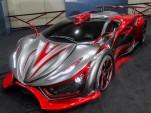 Inferno Exotic Car concept