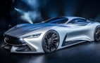 Infiniti Unveils Real-World Vision GT Supercar Concept