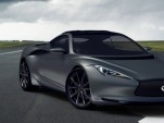 Infiniti Emerg-E prototype