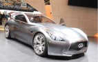 Infiniti Planning New Sports Coupe For 2012 Geneva Motor Show?