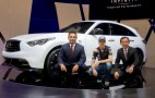Infiniti FX Sebastian Vettel Version Live Photos: 2011 Frankfurt Auto Show