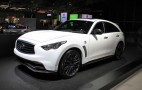 Infiniti To Partner With Red Bull On New High Performance Model: Report