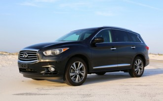 2017 infiniti qx60 vs 2017 buick enclave compare cars for Infiniti qx60 vs honda pilot