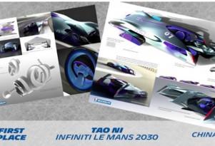 Infiniti Le Mans 2030 is 2017 Michelin Design Challenger winner