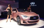 Infiniti Q30 Concept Live Photos: 2013 Frankfurt Auto Show