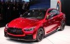 Infiniti Q50 Eau Rouge Prototype To Make Dynamic Debut At Goodwood