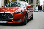 Infiniti takes first American-made car to Cuba in 58 years