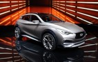 Infiniti QX30 Concept: 2015 Geneva Motor Show Live Photos And Video