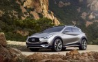 Infiniti QX30 Concept: Small Luxury SUV Previews 2016 Model At Geneva Show