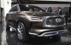 Infiniti QX50 concept debuts at 2017 Detroit auto show