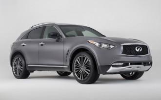 Infiniti drops quirky QX70 crossover from lineup