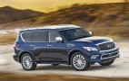 2015 Infiniti QX80 Gets Styling Updates, New Limited Trim: 2014 New York Auto Show