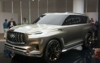 Infiniti previews next-gen QX80 with Monograph concept