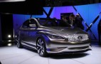 Infiniti LE Concept Electric Sedan: New York Auto Show Video