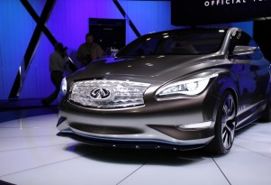 2015 Infiniti LE 'Luxury Leaf' Sedan Put On Hold Indefinitely