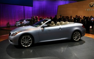2009 Infiniti G37 Convertible: Live from L.A.