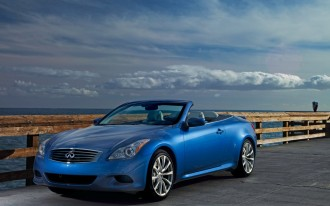 Priced: 2009 Infiniti G37 Convertible Starts at $43,850