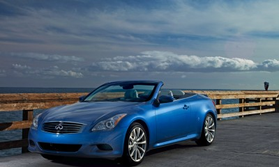 2010 Infiniti G37 Coupe Photos