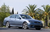 2010 Infiniti M35 Photos