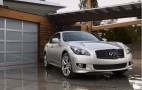 No Plans For Infiniti M25 In U.S.: Report
