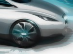 Infiniti Offers First Glimpse Of Electric Vehicle Due In 2013