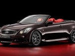 2010 Infiniti Performance Line G Cabrio Concept