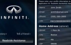 Infiniti Launches Free Roadside Assistance App 