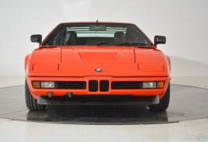 Inka Orange 1981 BMW M1 for sale on eBay