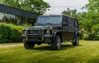 Canada's INKAS Can Build You An Armored G63 AMG Limo