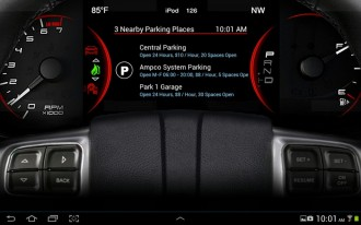 Traffic Service INRIX Can Help You Find A Parking Spot, Too