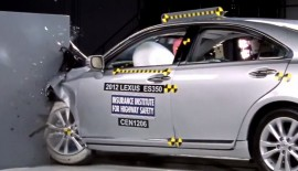 Inside IIHS video series shows the how and why of crash testing