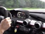 Inside the Ferrari LaFerrari